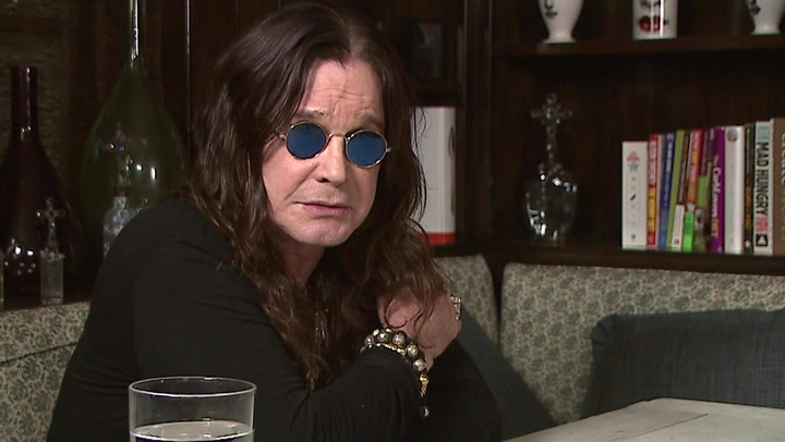 Manson, Ozzy and More Metal Stars Crazy Outtakes