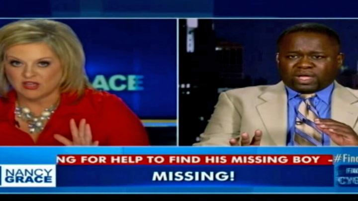 Fikk vite på direkten at hans savnede sønn (12) var funnet