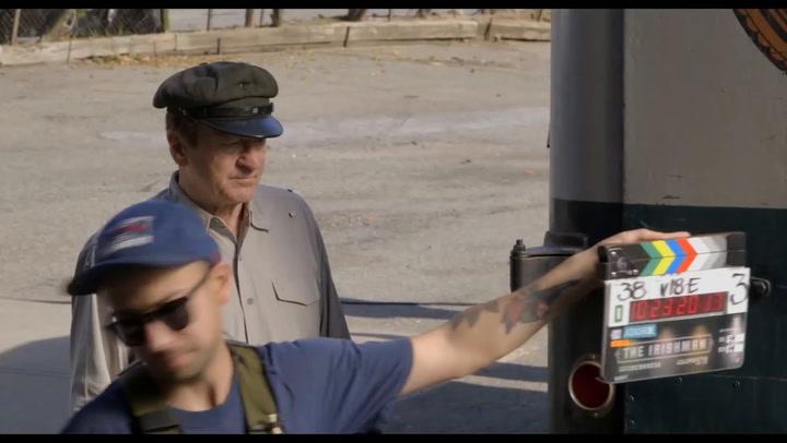 Featurette: Robert De Niro