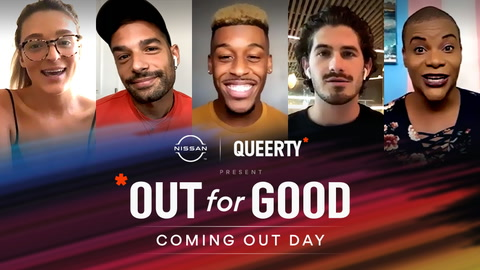 Out For Good: Coming Out Day