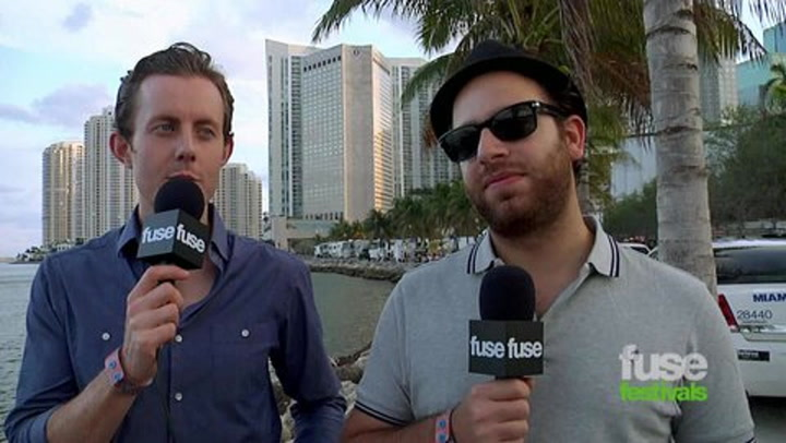 Festivals: Ultra: Ultra Music Fest Chase and Status