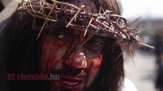 La capital revive la Pasión de Cristo con tradicionales vía crucis