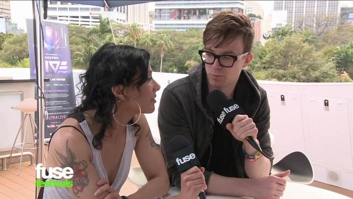 """Festivals: Ultrafest 2013: Matt & Kim """"Sexplain"""" New Video for """"It's Alright"""""""