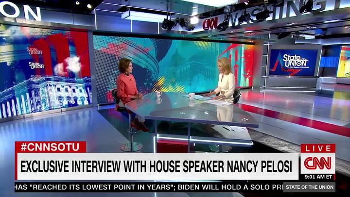 Pelosi: Trump Weaponizing the DOJ Goes Beyond Even What Nixon Did