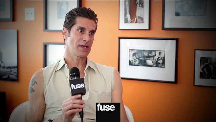 Perry Farrell's Lollapalooza Stories