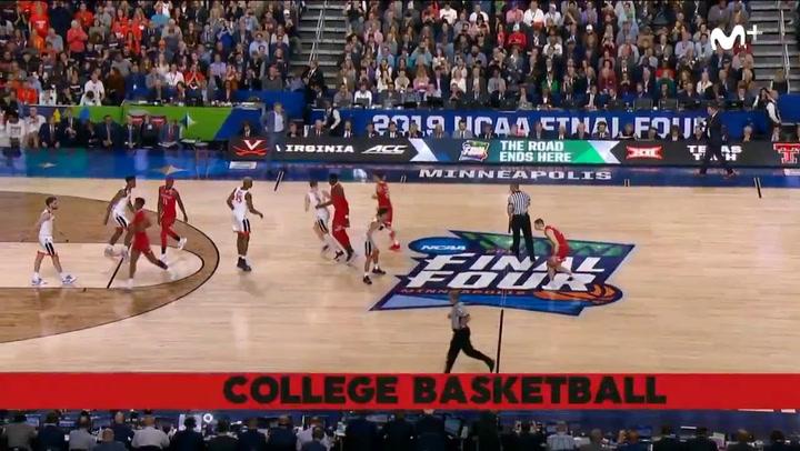 El resumen de la final de la NCAA entre Virginia y Texas tech
