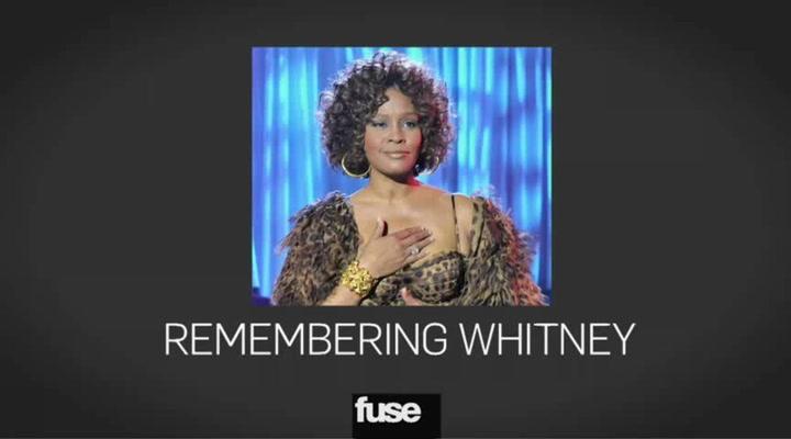 Artists On Whitney Houston