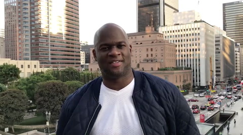 Vince Young Is Back In L.A.
