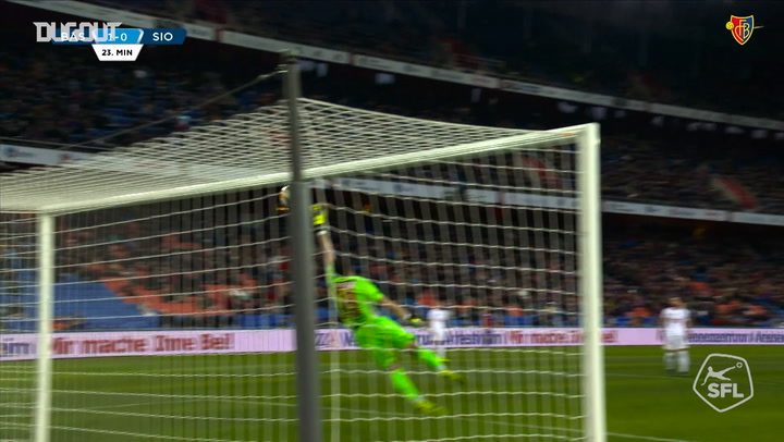 Eray Cömert's wonder hit vs FC Sion