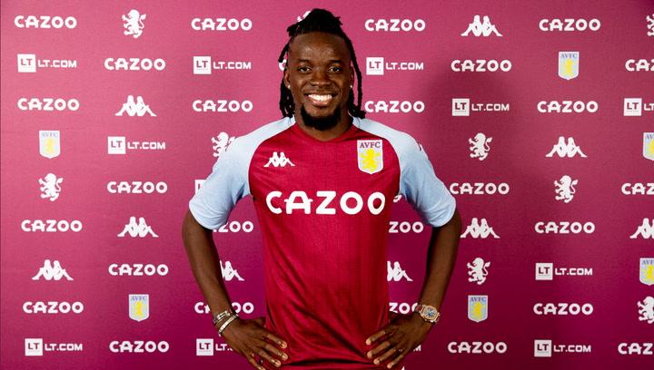 El Aston Villa hace oficial el fichaje de Bertrand Traoré