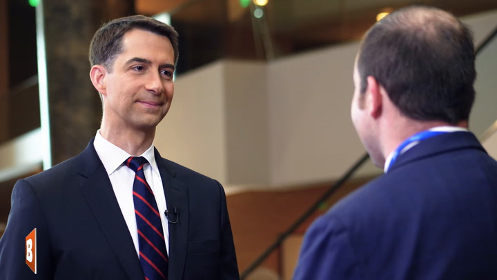 Tom Cotton on Biden, Hollywood, and Future of Conservative Movement