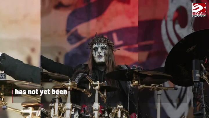 Slipknot co-founder and drummer Joey Jordison dies aged 46