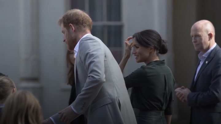 Harry And Meghan To Have A Baby Girl