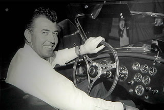 Carroll Shelby's favorite car was always the next one