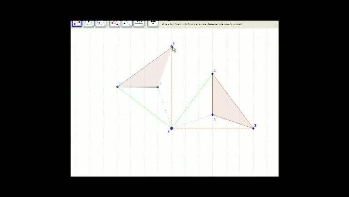 Matte: Hvordan forstå rotasjon om et punkt