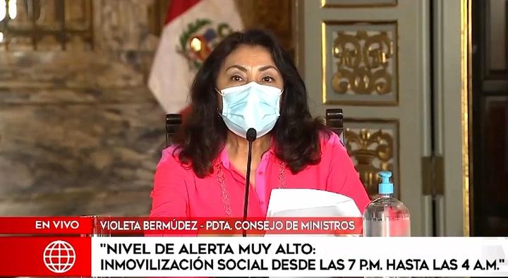 Perú: Conoce el nuevo horario sobre el libre tránsito peatonal