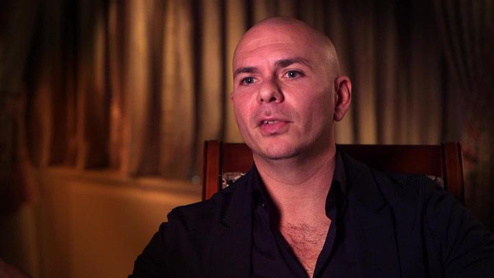 Pitbull Reflects On SLAM Charter School