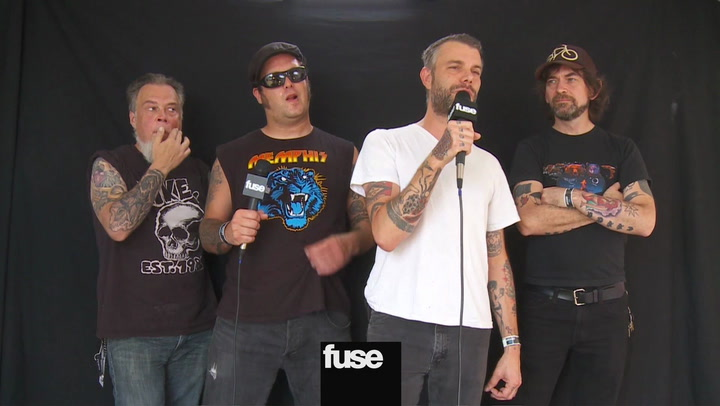 Festivals: Orion: Is Lucero the Hardest Touring Band?