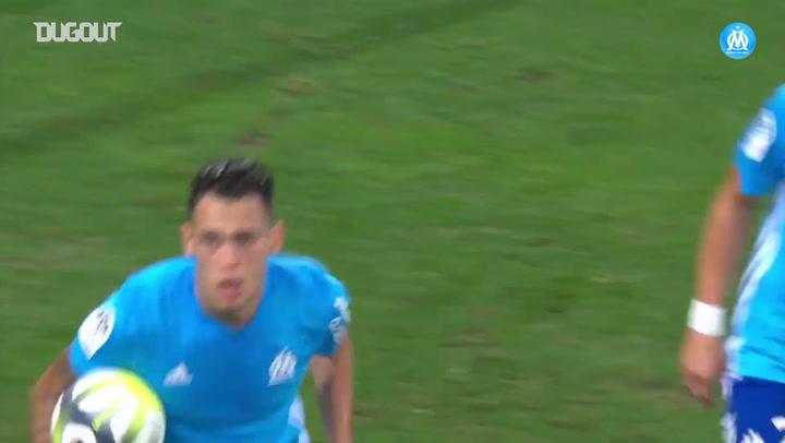 Top 10 gols de Lucas Ocampos pelo Olympique de Marseille