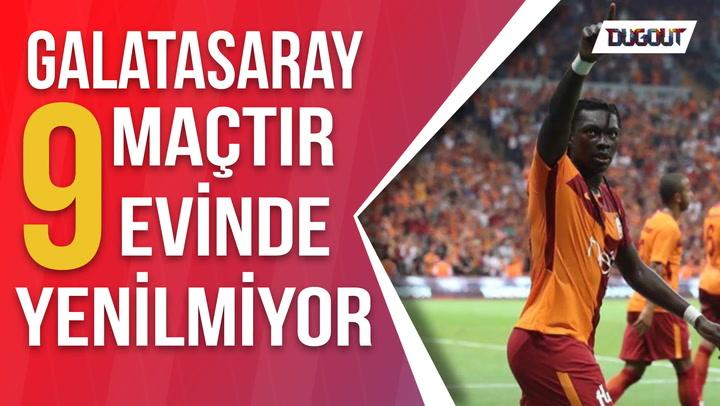 NTK: Galatasaray vs Akhisar, Süper Lig 9 Dec 17