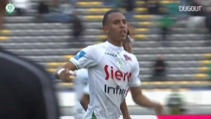 Free-Kicks: Soufiane Rahimi against Hassania Agadir