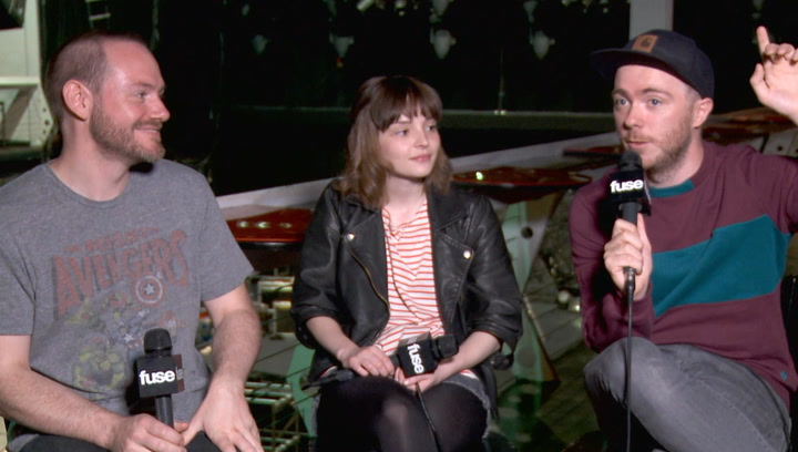 "Interviews: Chvrches on 'Game of Thrones' Theme: ""It Wasn't a Cover, It Was a Joke"""