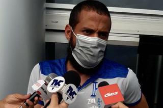 Se confirma la gravedad de la lesión que sufre Edrick Menjívar y es duda para la Copa Oro