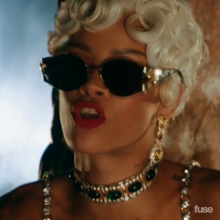 "Rihanna ""Pour It Up"" Music Video Review"