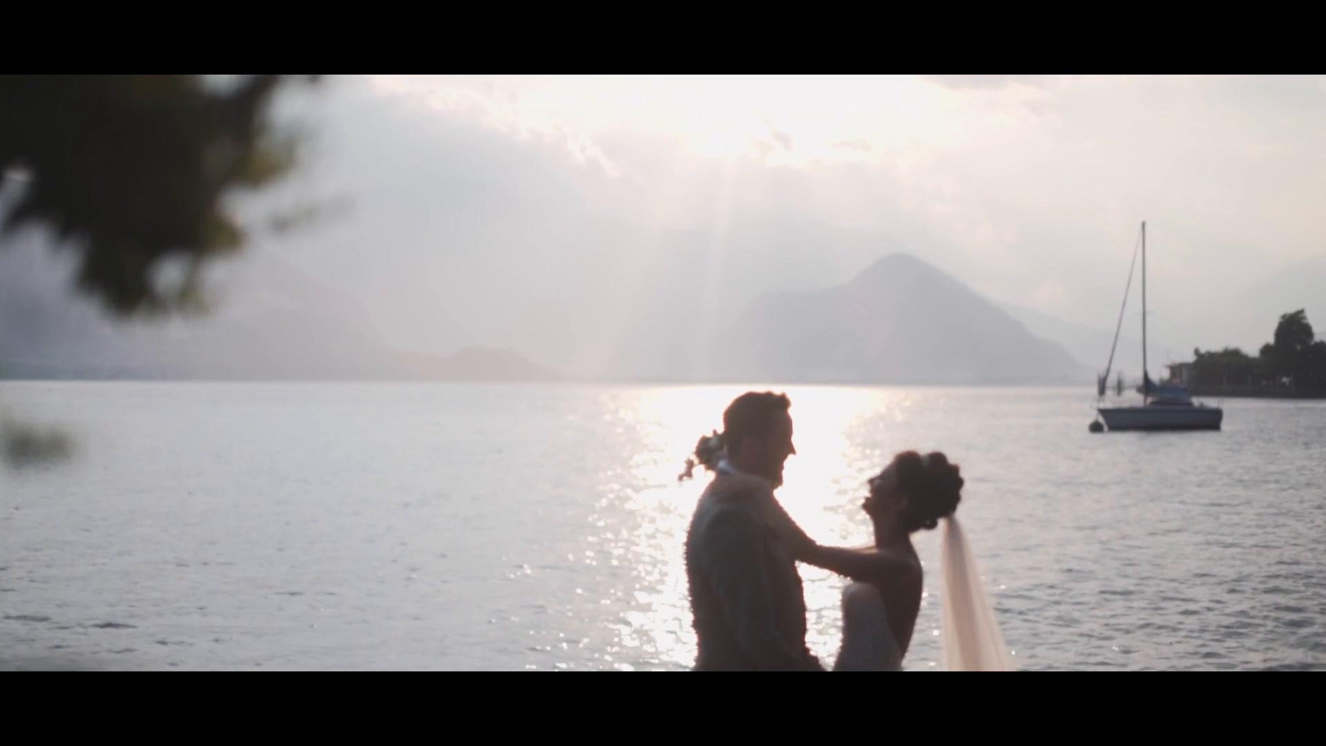 Tina + Brett | Pallanza, Italy | Villa Rusconi Clerici