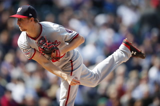 Erick Fedde Talks About Big League Highlights