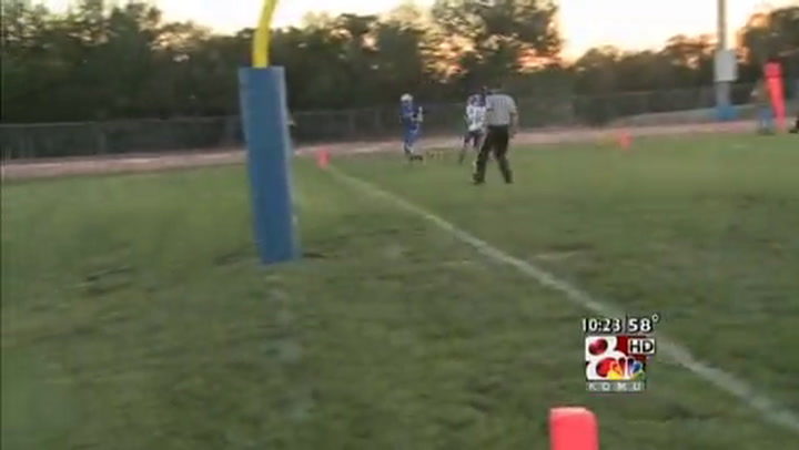 South Callaway at Scotland County FNF Week Three