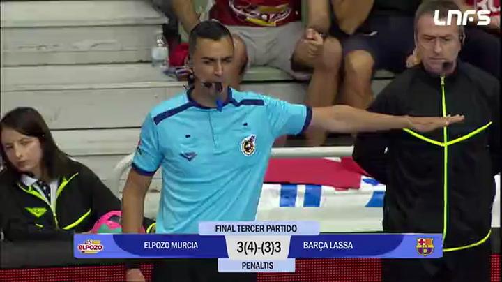 ElPozo Murcia - Barça Lassa, Final del Play Off