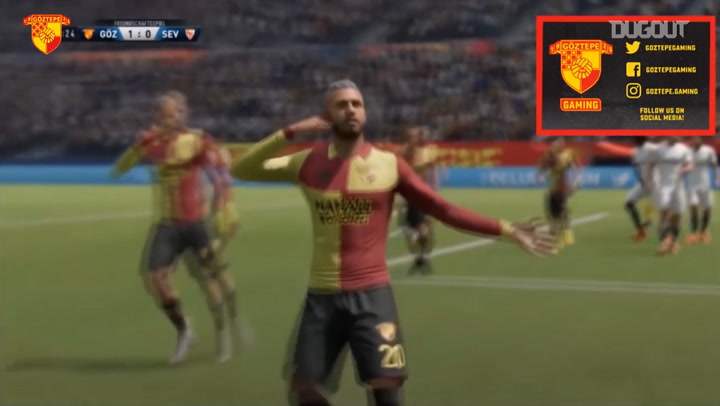 Göztepe Gaming - Sevilla FC eSports