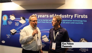 Greenbuild interview - Panasonic Eco Solutions