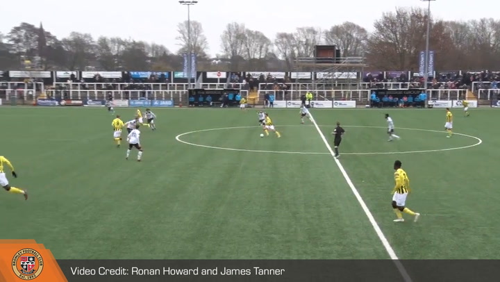 3:10 Bromley Vs AFC Fylde 5th January 2019