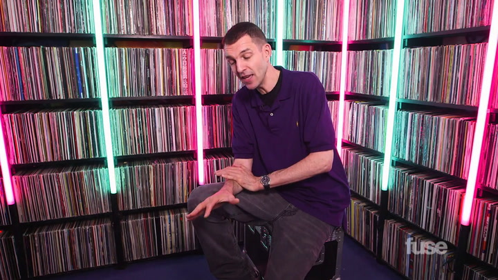 Tim Westwood's Vinyl Collection
