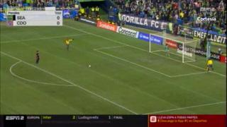 Tanda de penales: Asi logró olimpia la Clasificacion a cuartos de finales