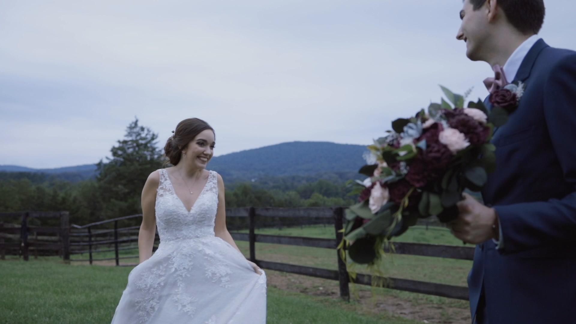 Nellie + Darrell | Gordonsville, Virginia | Wolf Trap Farm
