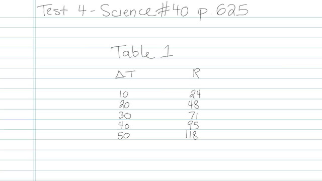 Test 4 - Science - Question 40
