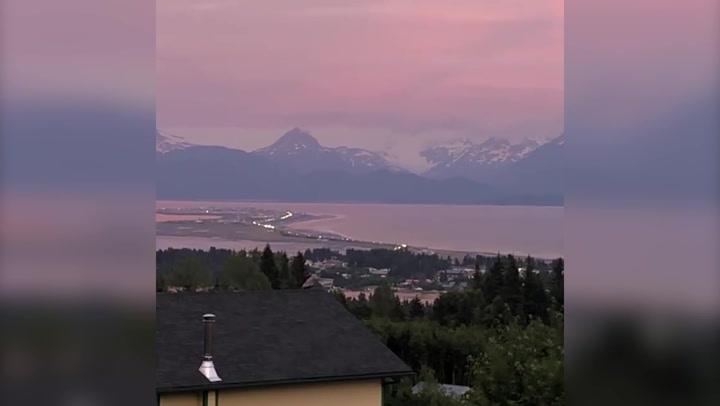 Tsunami sirens blare in Alaska after earthquake strikes the coast