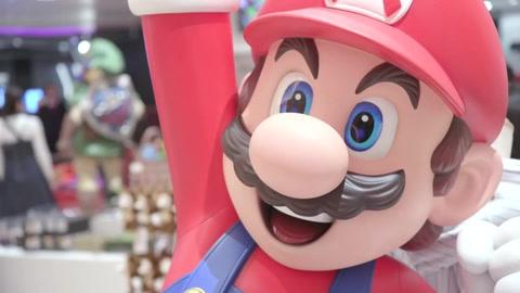 Conoce la primera tienda de Nintendo en Tokio