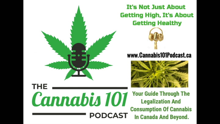 Episode 40 - John Carle, Executive Director - Alberta Cannabis Council