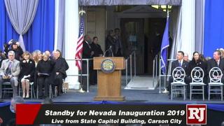 Nevada Inauguration 2019 – State Capitol Building, Carson City