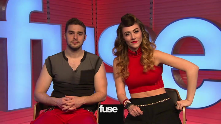Interviews: What Are Karmin's Top 5 Album Covers?