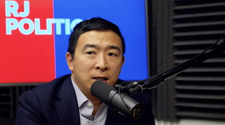 2020 Presidential Candidate Andrew Yang on Technology and the 2016 Election – VIDEO