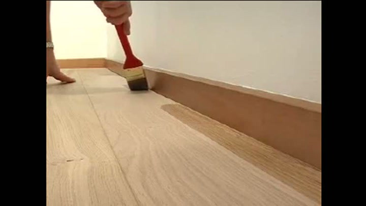 Hvordan lakke gulv
