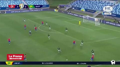 Chile 1-0 Bolivia (Copa América)
