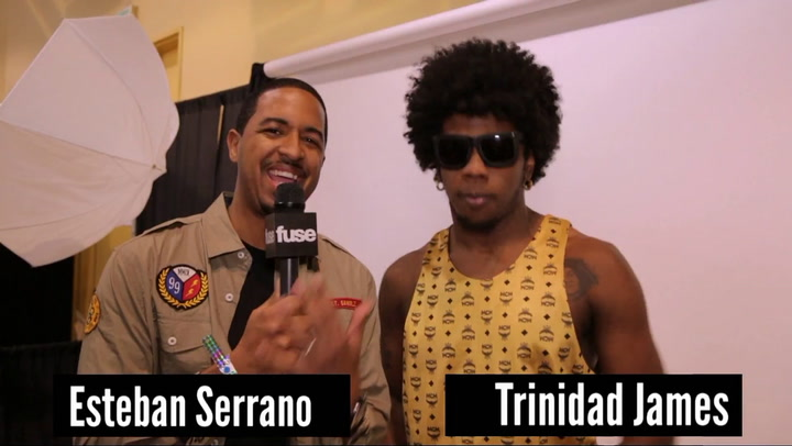 Shows: The Hustle: My Hustle: Trinidad James Went From Recording in a Closet to Signing With Def Jam