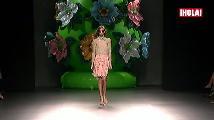 Fashion Week Madrid primavera-verano 2016: Ana Locking