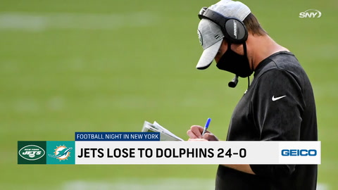 There's no point firing Adam Gase in-season, it won't change much   Football Night in NY